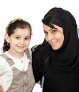 الأمهات السعوديات في المرتبة الثانية عربياً