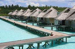 جزر المالديف... جزر الأناقة والجمال والرونق الأخّاذ